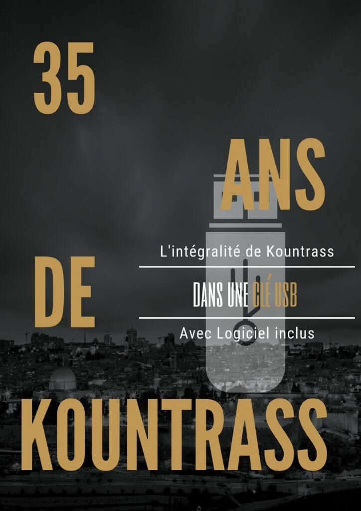 35 ans de Kountrass dans une clé USB