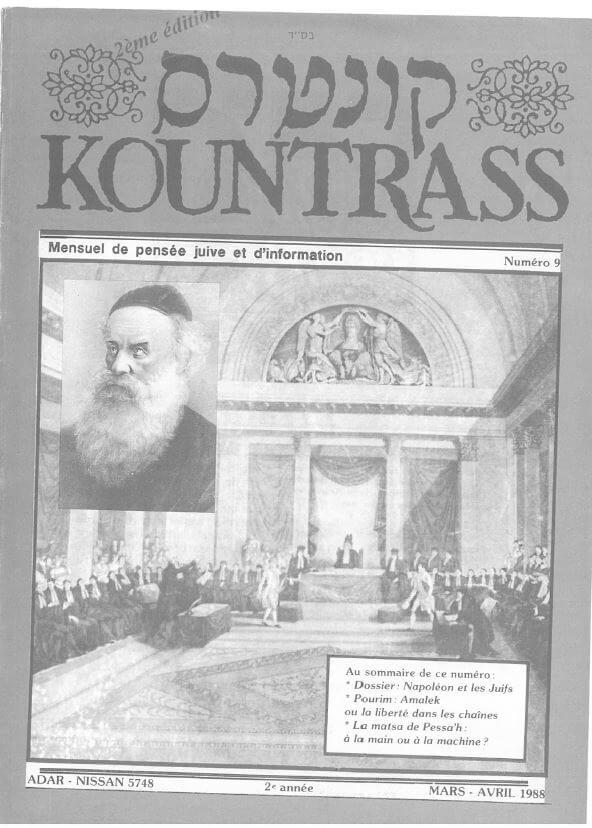 Couverture Kountrass 9
