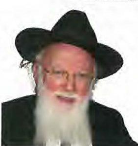 Rav Lionel Cohn